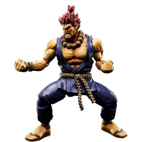 Akuma Street Fighter S.H. Figuarts - Bandai