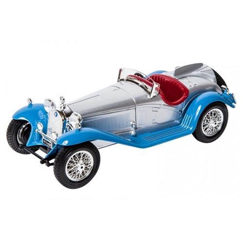 Alfa Romeu 8c 2300 Spider Touring 1932 1:18 Burago Prata
