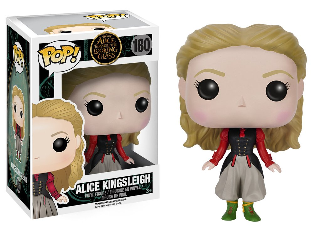 Alice: Through The Looking Glass Funko POP Disney