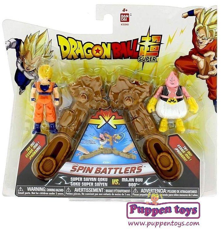 Arena de Batalha - Dragon Ball Super - Combate Final - Goku e Majin Boo
