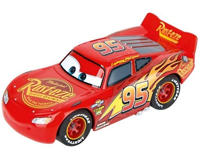 Autorama Pista Carros 3 Mcqueen Dinoco Disney Infantil