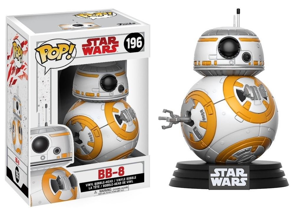 BB8 Funko Pop   Star Wars Ultimo Jedi