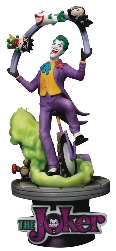 Beast Kingdom DC Comics Joker ( Coringa )DS-033 D-Stage PX