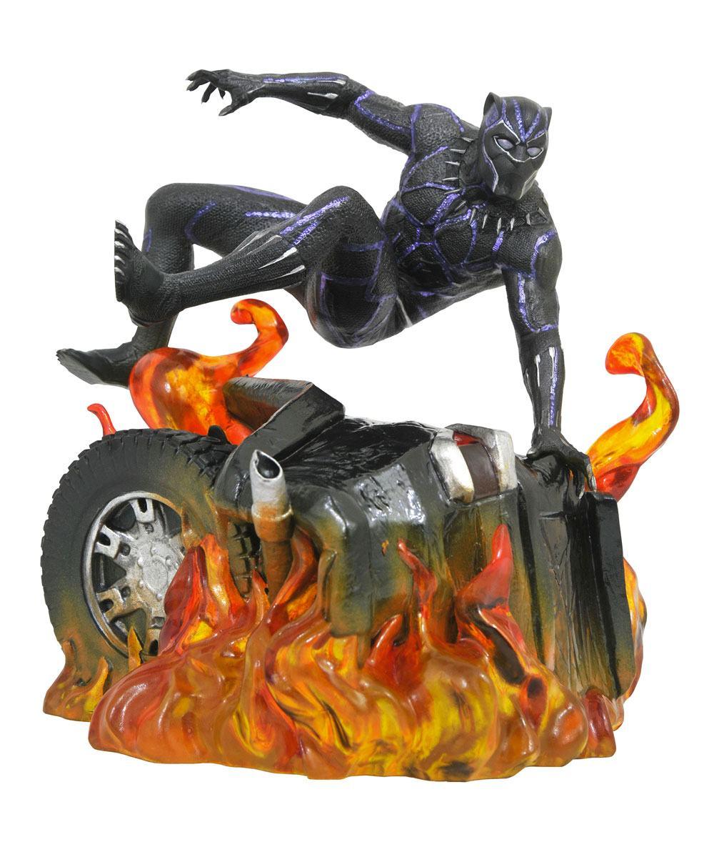 Black Panther (Pantera Negra) - Marvel Gallery - Diamond Select Toys (v2)