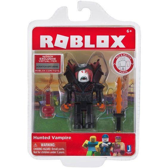 Boneco Roblox Hunted Vampire