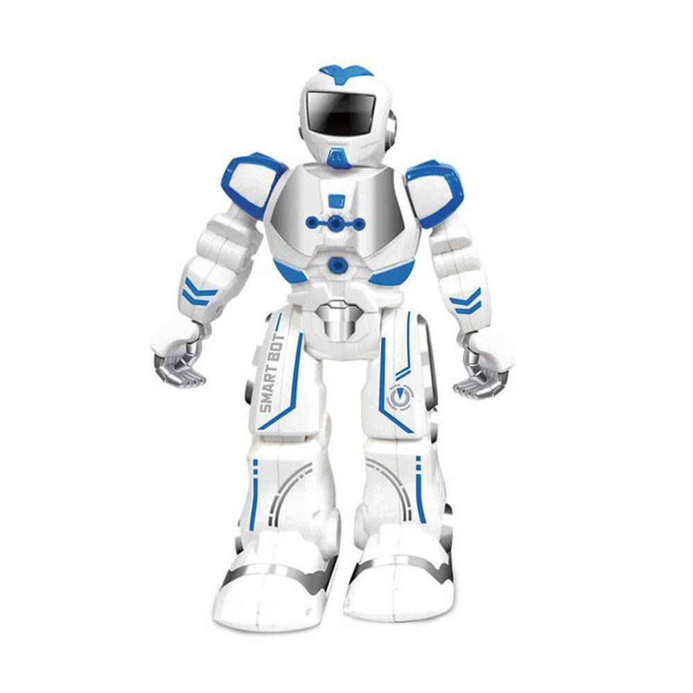 Boneco Robô com Controle Remoto - Xtrem Bots - Smart Bot - Brinquedos chocolate