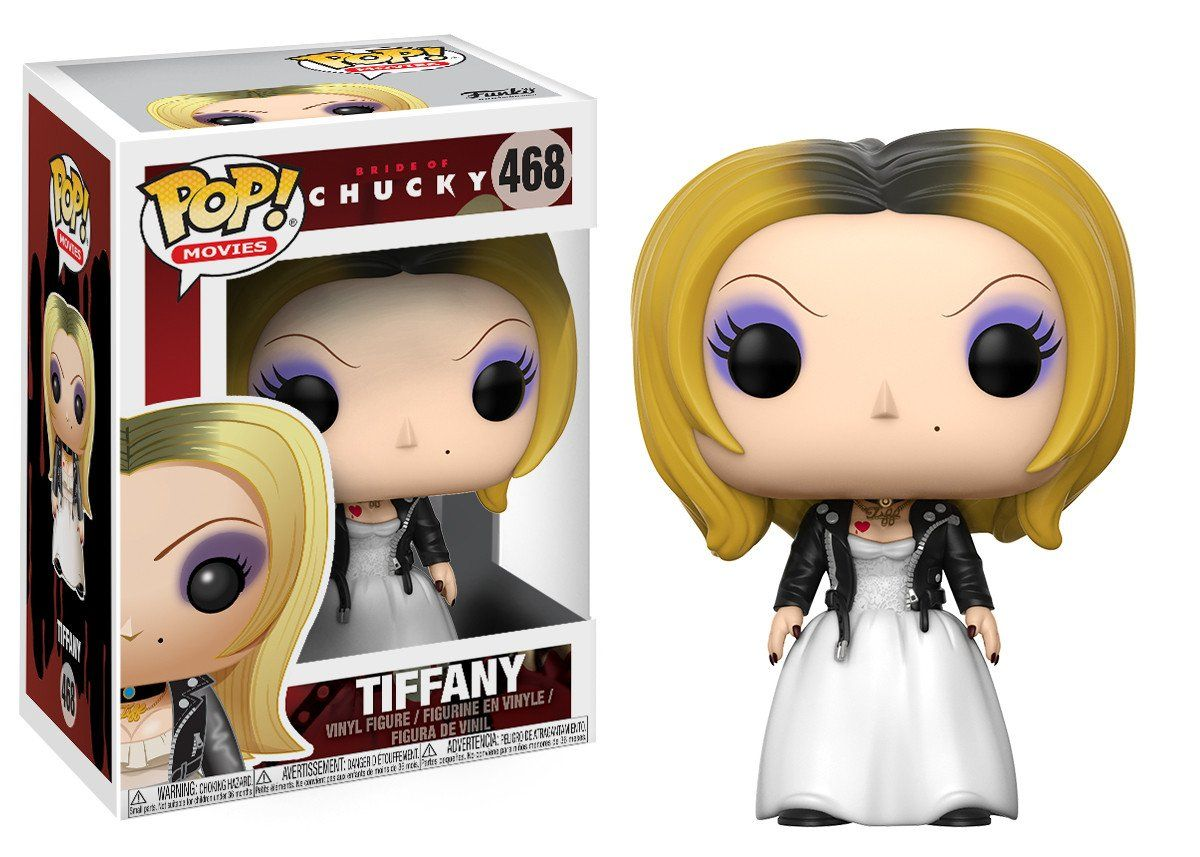 Bride Of Chucky Tiffany - Funko Pop Movies