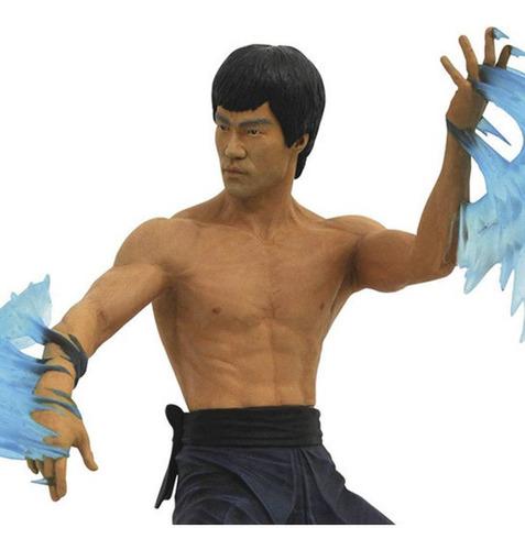 Bruce Lee Water Pvc Figure Diamond Gallery