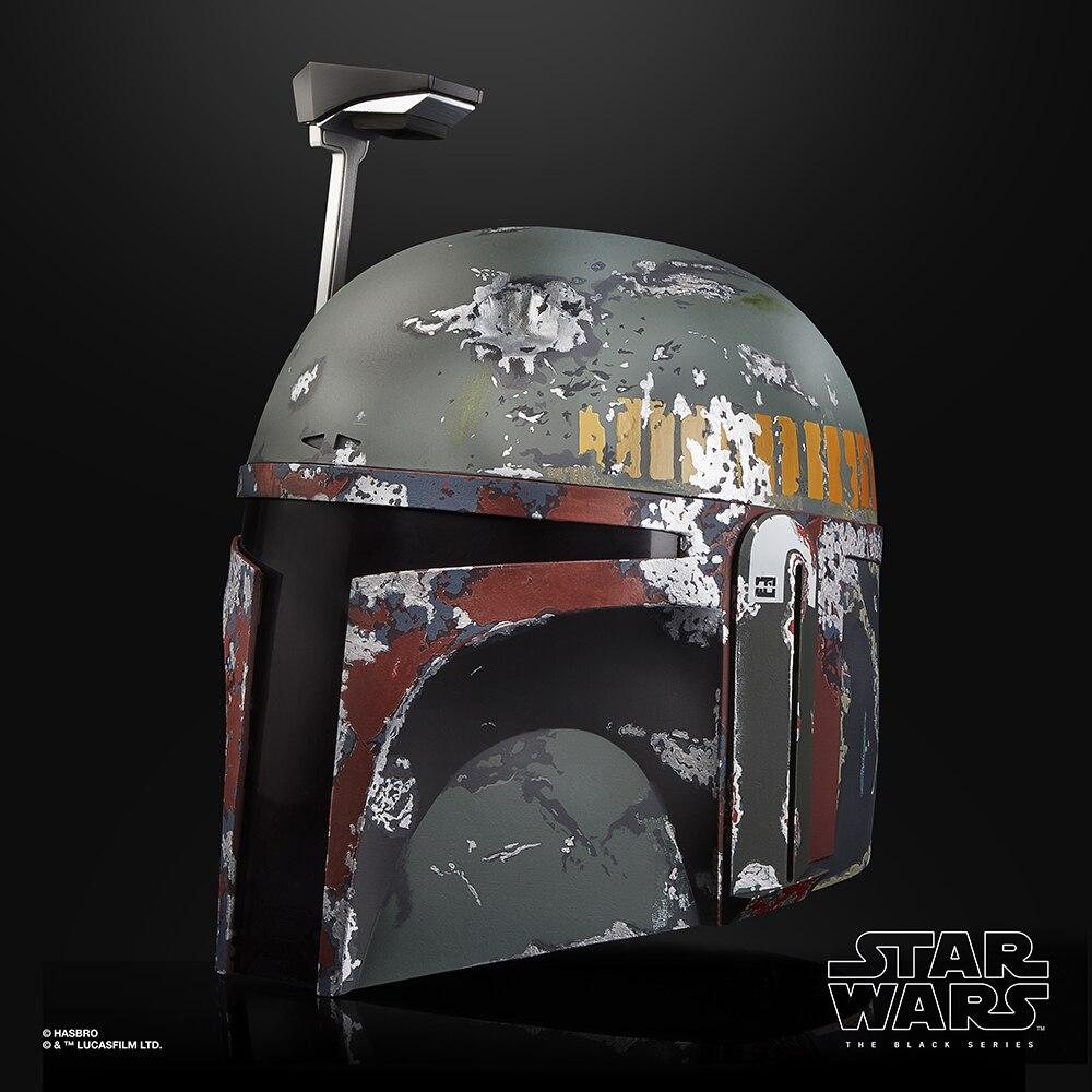 Capacete Hasbro Star Wars The Black Series - Boba Fett