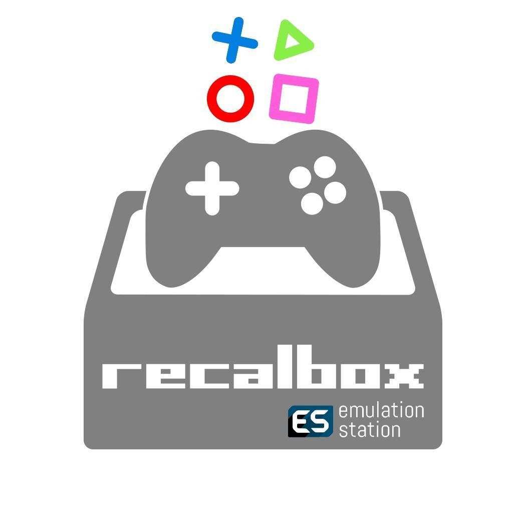 Cartão 128gb com Recalbox para Raspbery Pi