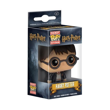 Chaveiro Harry Potter -  Pocket Pop! Keychain