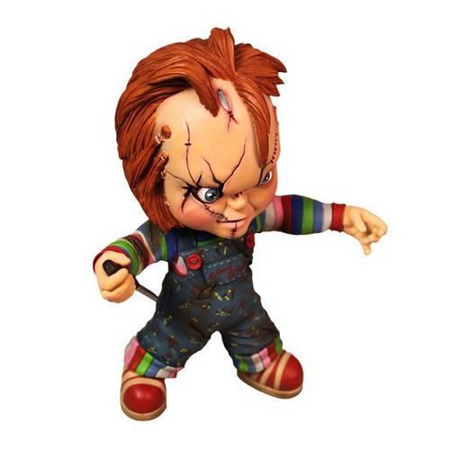 Chucky Roto - Child's Play - Brinquedo Assassino - Mezco