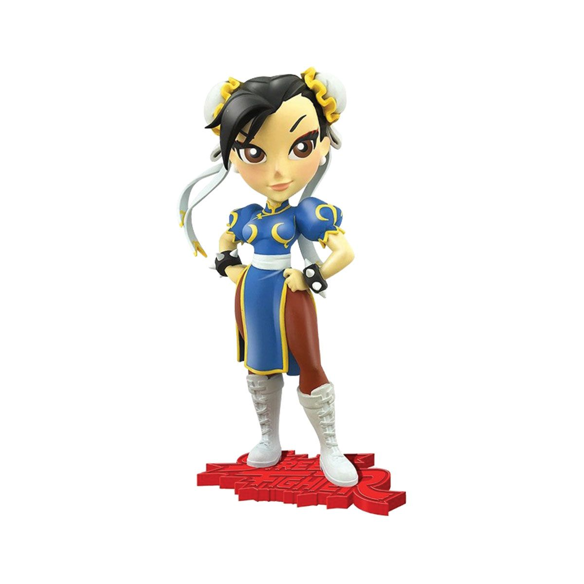 Chun-Li Street Fighter Knockouts Series 1 Figure Cryptozoic