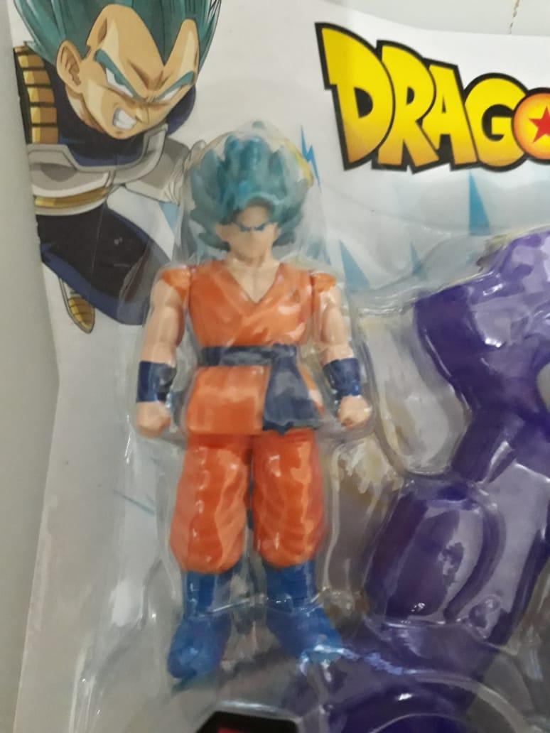 Coleção Arena De Batalha Dragon Ball 4 personagens