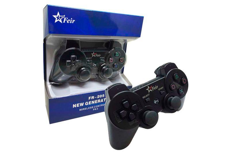 Controle Dualshock 3 Playstation 3  Bateria Recarregável - Feir