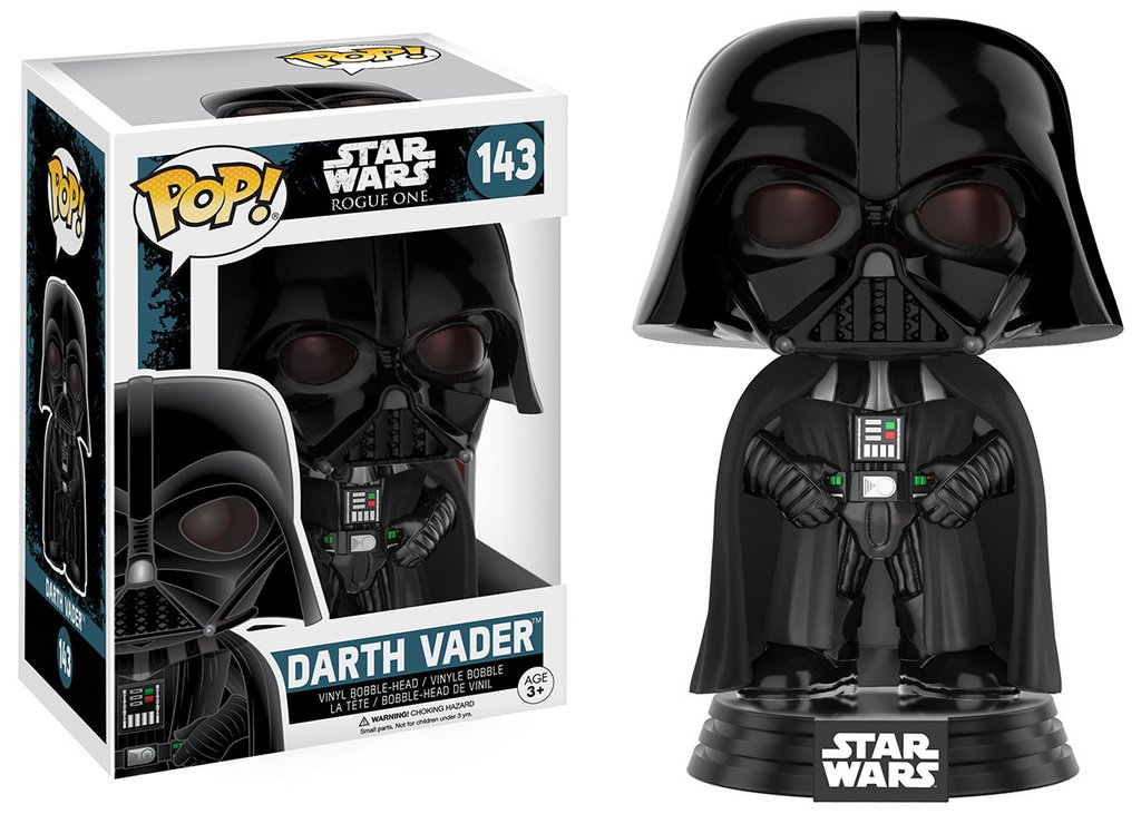 Darth Vader Funko Pop! Star Wars: Rogue One