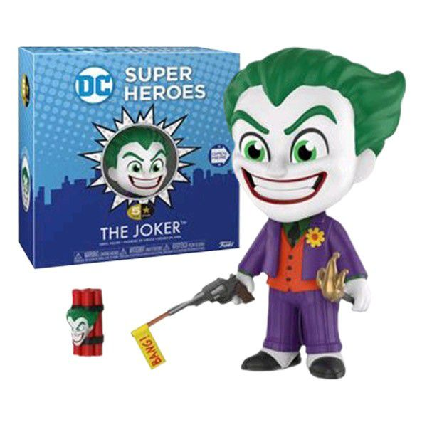Dc Super Heroes Classic the Joker - Funko 5 Star