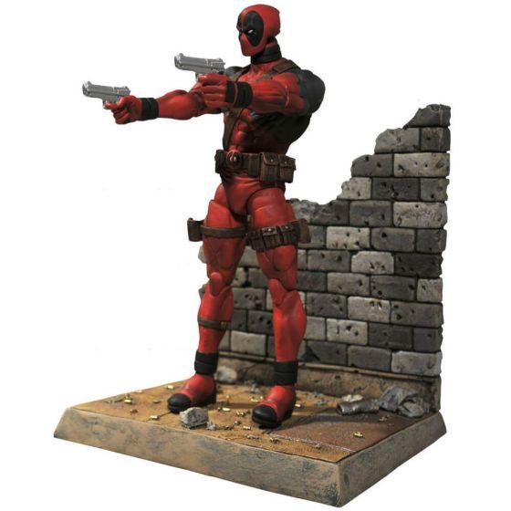 Deadpool: Action Figure Marvel Select - Diamond