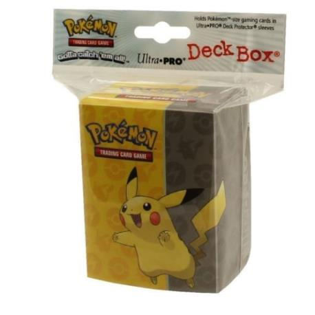 Deck Box Pokemon Pikachu  - Ultra Pro