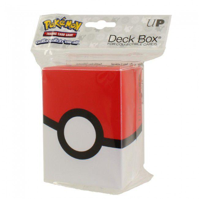 Deck Box - Pokemon - Ultra PRO - PokeBall