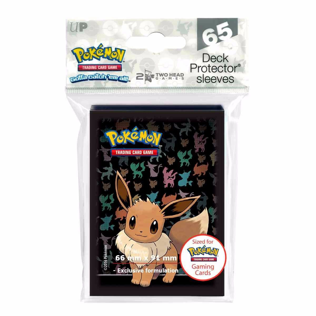 Deck Protector Ultra Pro Pokemon 65 Sleeves Eevee
