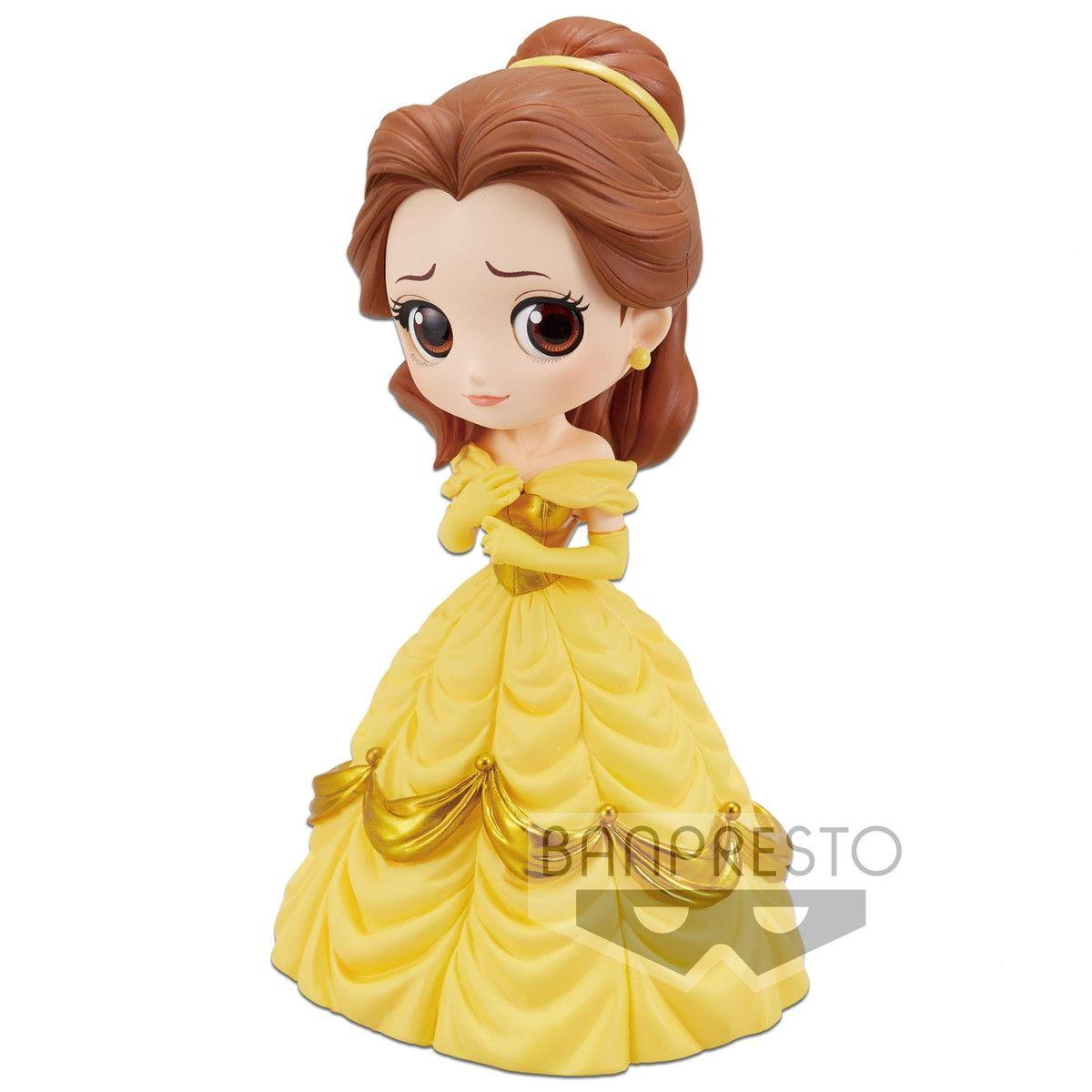 Disney Q posket Belle - Princesa Bela - Banpresto