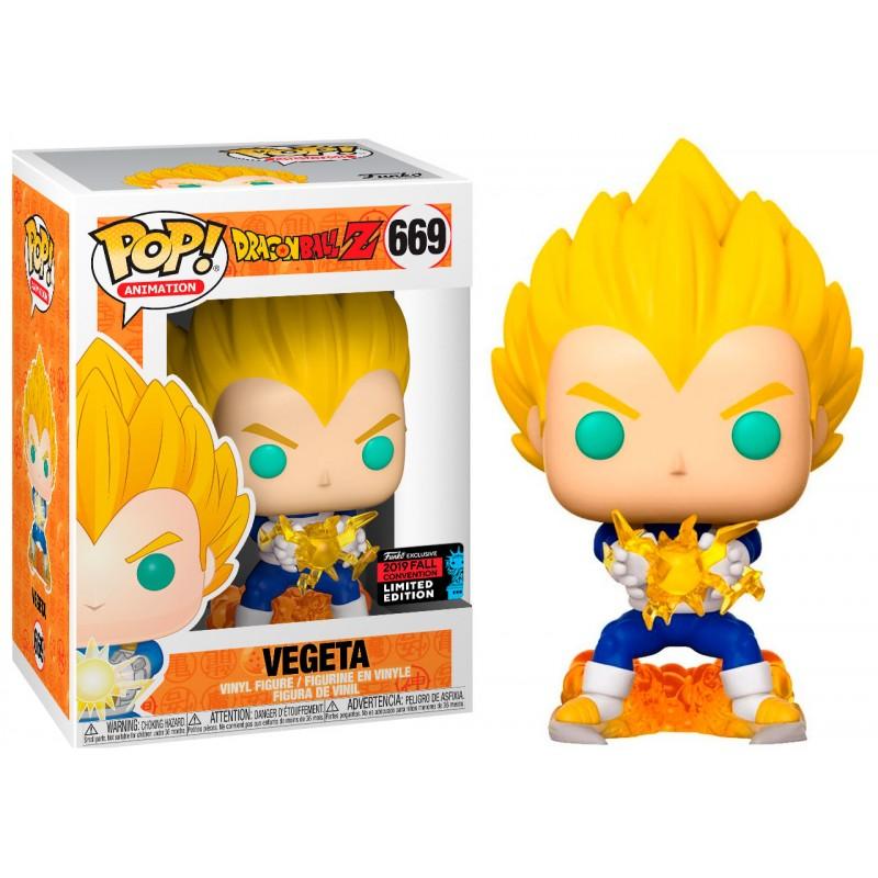 Dragon Ball Z Final Flash Vegeta - Funko Pop!