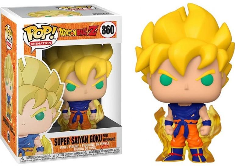 Dragon Ball Z Goku Super Saiyajin First Appearance Funko Pop
