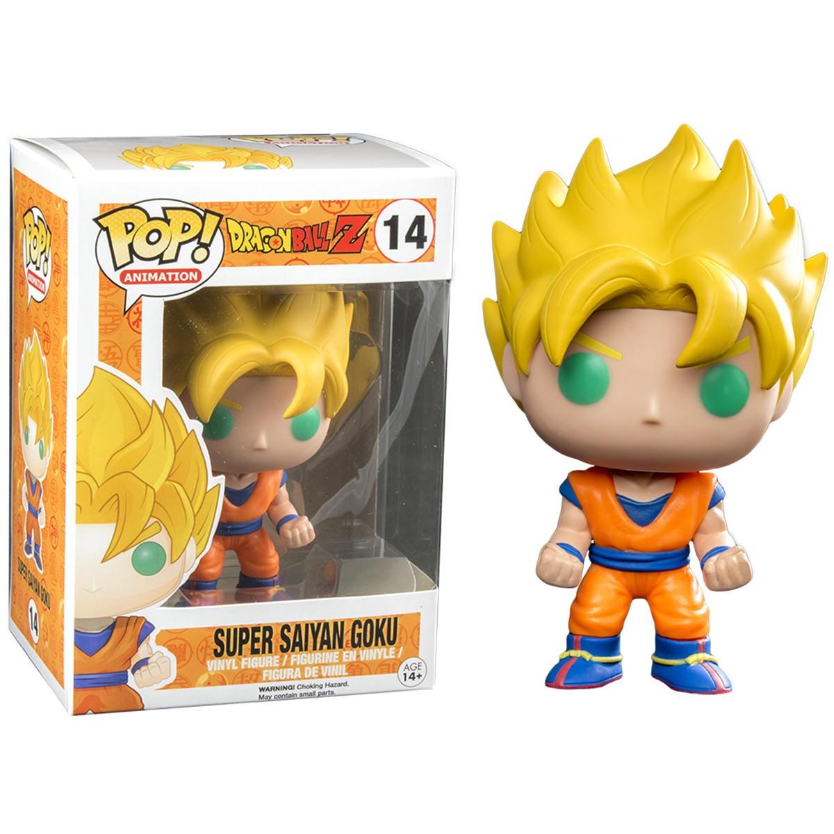 Dragonball Z - Super Saiyan Goku Funko Pop!
