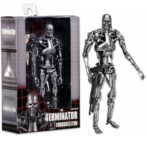 Endoskeleton - Exterminador do Futuro - Action Figure - Neca