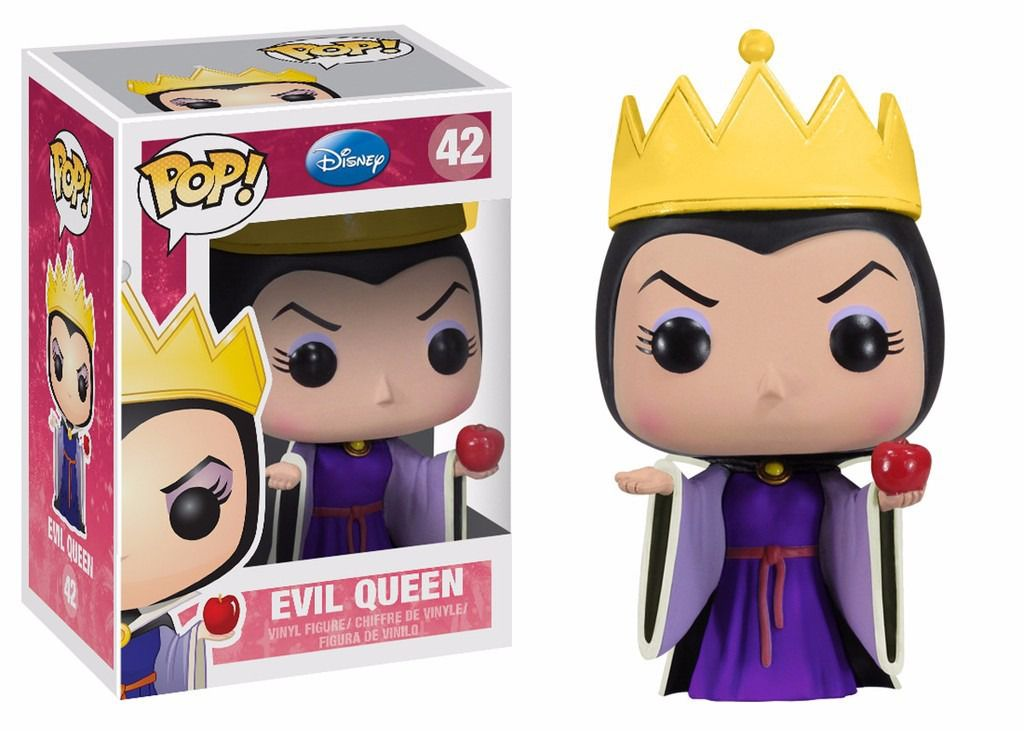 Evil Queen - Funko Pop! Disney - Rainha Má - Branca De Neve