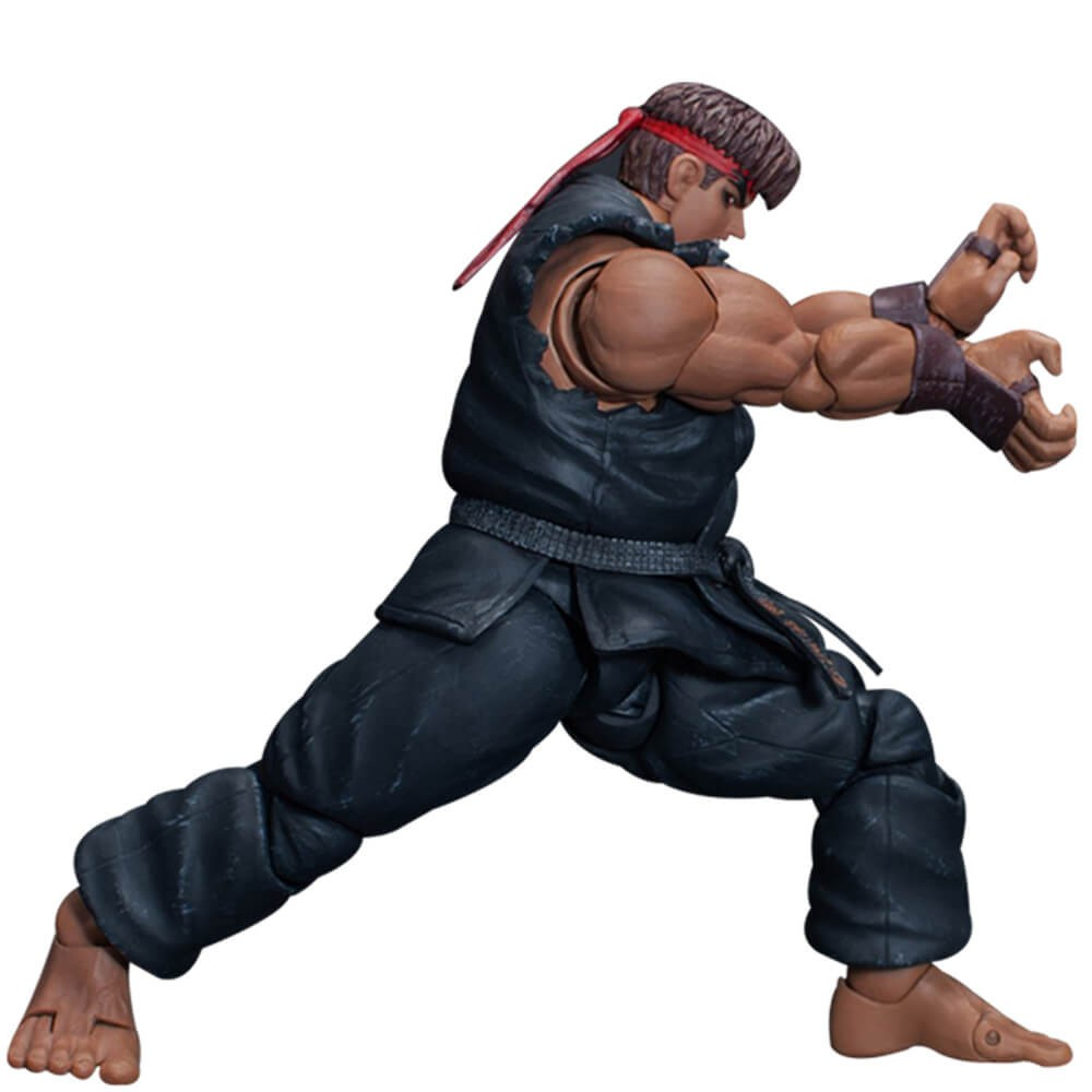Evil Ryu 1/12 Scale Figure - Street Fighter Ii - Storm Collectibles