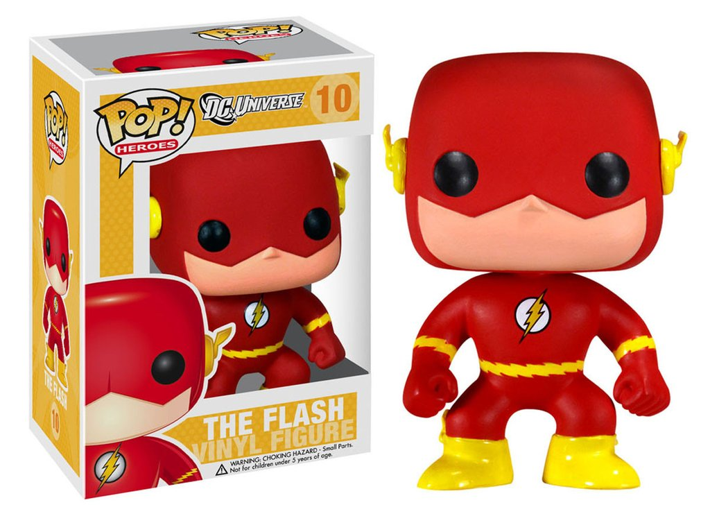 Flash - Funko Pop! Heroes