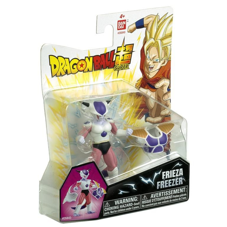 Frieza  Power Up Dragon Ball Super - Brinquedos Chocolate