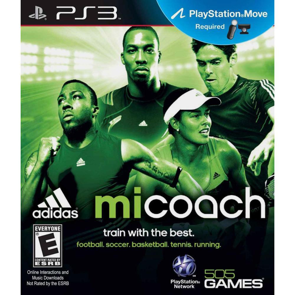 Game Micoach by Adidas - PS3