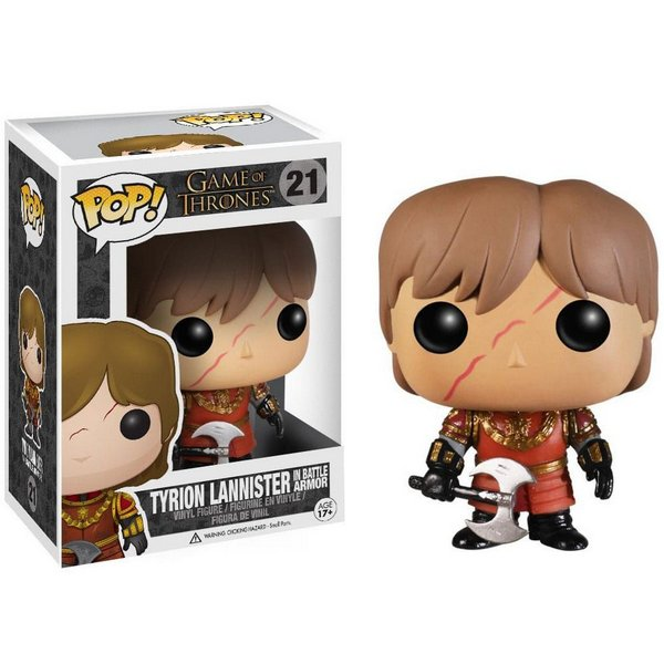 Game Of Thrones Tyrion Funko Pop
