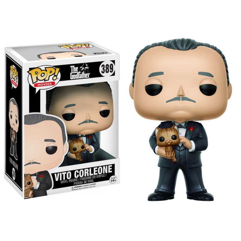 Godfather Vito Corleone Funko Pop