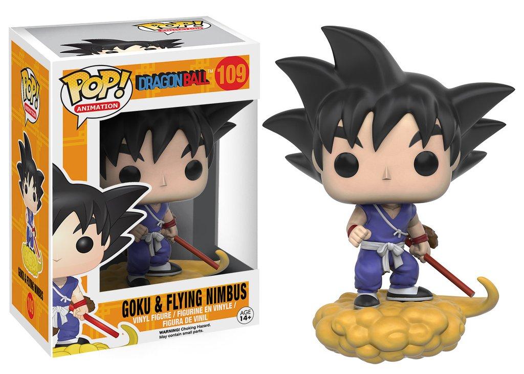 Goku & Nimbus - Funko Pop! Animation: Dragonball Z