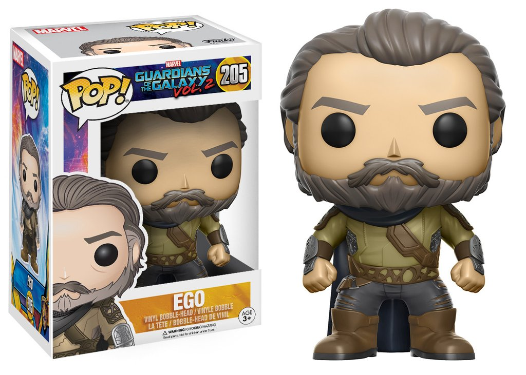 Guardiões Da Galaxia Galaxy Vol. 2 Ego Funko Pop