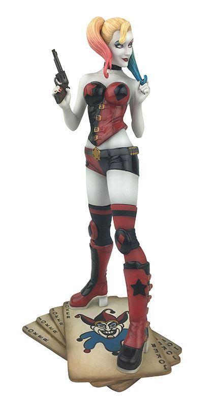 Harley Quinn Comic DC Gallery