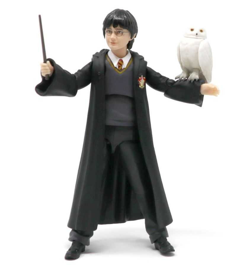 Harry Potter and the Sorcerer's Stone S.H. Figuarts Bandai