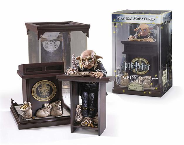 Harry Potter - Criaturas Mágicas - Gringotts Goblin