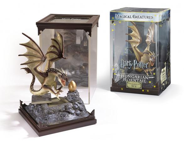 Harry Potter - Criaturas Mágicas - Hungarian Horntail