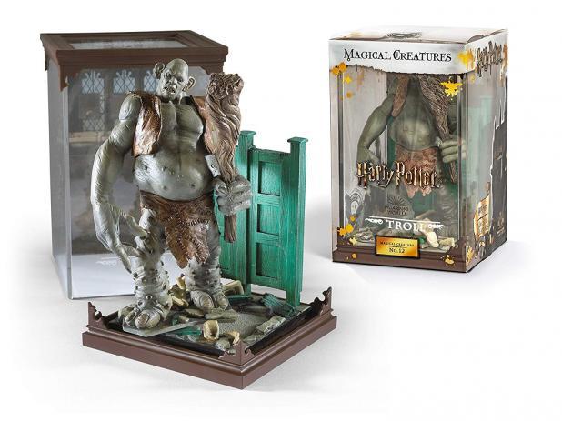 Harry Potter - Criaturas Mágicas - Troll