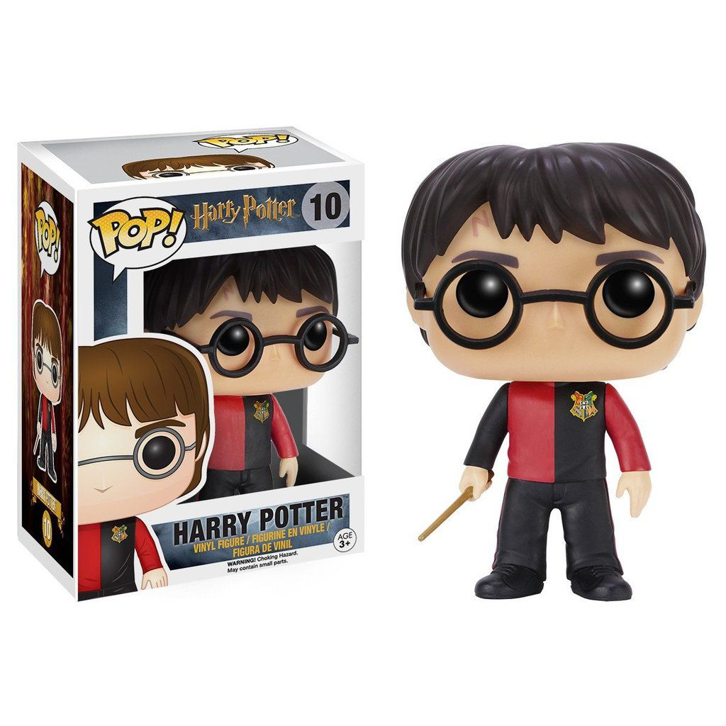 Harry Potter - Harry Triwizard Pop Movies