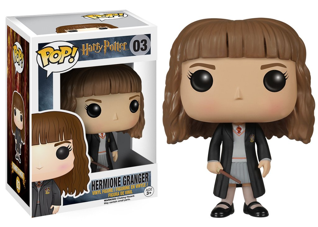 Harry Potter - Hermione Granger Funko Pop!