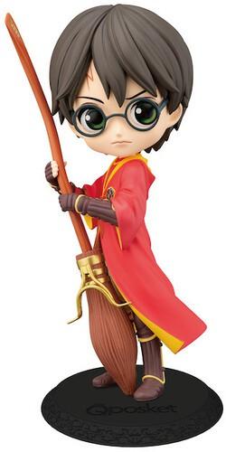 Harry Potter Quidditch Style Color B Q Posket - Banpresto
