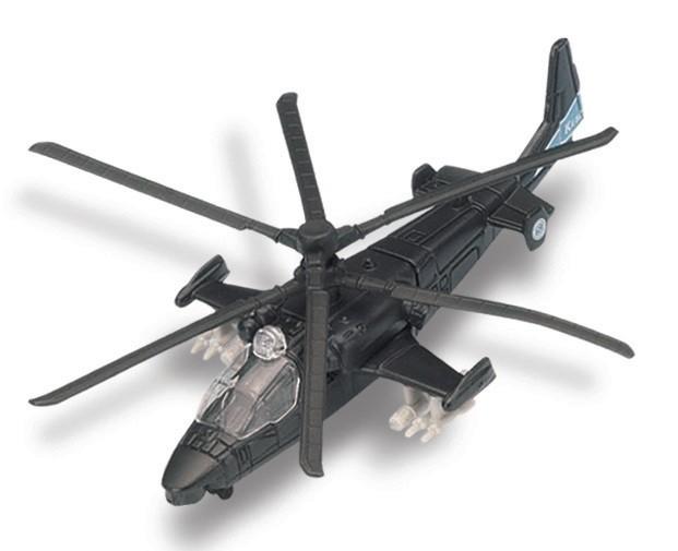 Miniatura Helicoptero Kamov Ka-52 Alligator - Tailwinds - Maisto