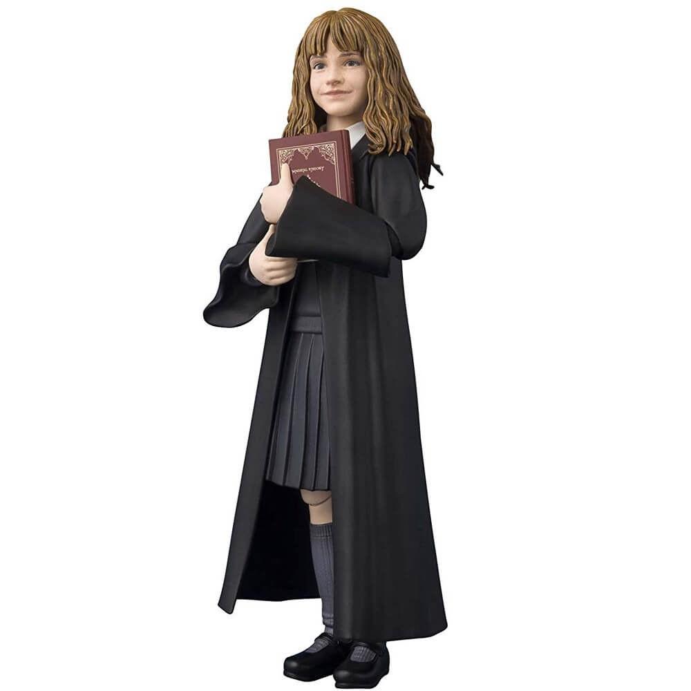 Hermione Granger - Harry Potter e a Pedra Filosofal - S.H. Figuarts Bandai