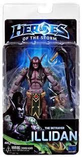 Illidan- Heroes Of The Storm- Neca